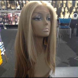 Long Blonde Wig Sale Lacefront